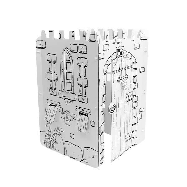 Kabaka - Château fort en carton - Dès 3 ans