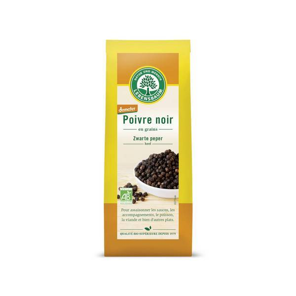 Lebensbaum - Poivre noir en grains 50g