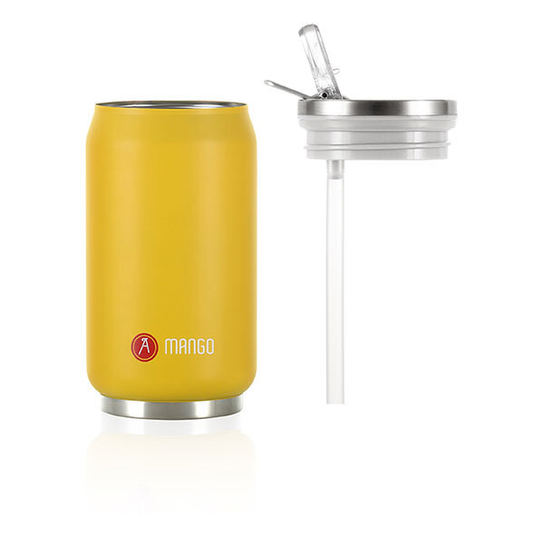 Can'it 28cl Isotherme Pull Jaune Mug rCoWdexB