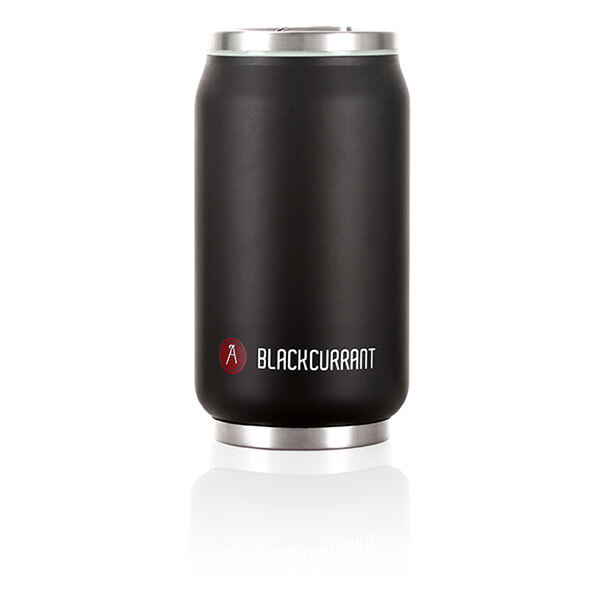 Les Artistes - Mug isotherme Pull Can'it Noir 28cl