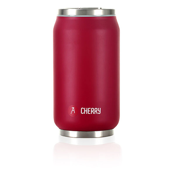 Les Artistes - Mug isotherme Pull Can'it Rouge 28cl