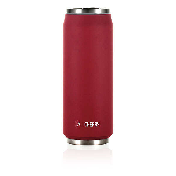 Les Artistes - Mug isotherme Pull Can'it Rouge 50cl