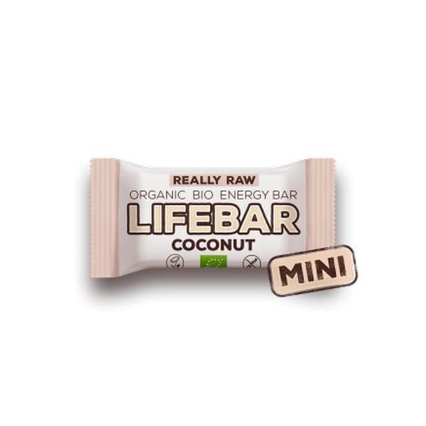 Lifefood - Barre énergétique mini coco 25g