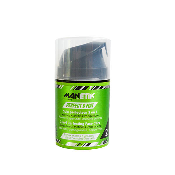 Manetik - Soin perfecteur 3en1 Mini 15ml
