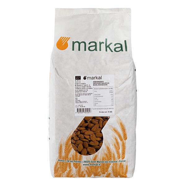 Markal - Amandes décortiquées 5kg