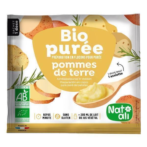Natali - Purée pomme de terre 30g