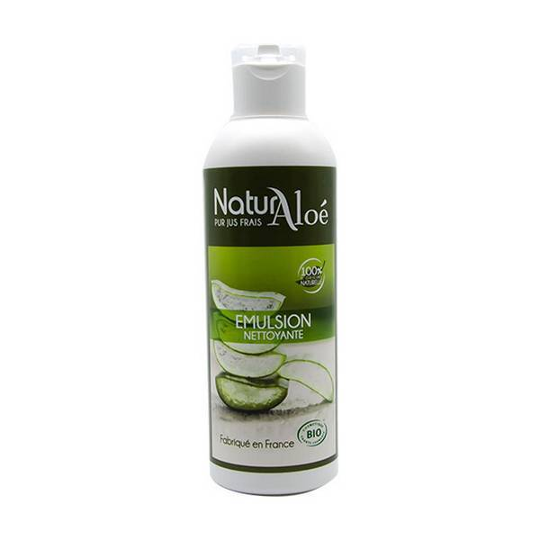 NaturAloe - Emulsion nettoyante 200ml