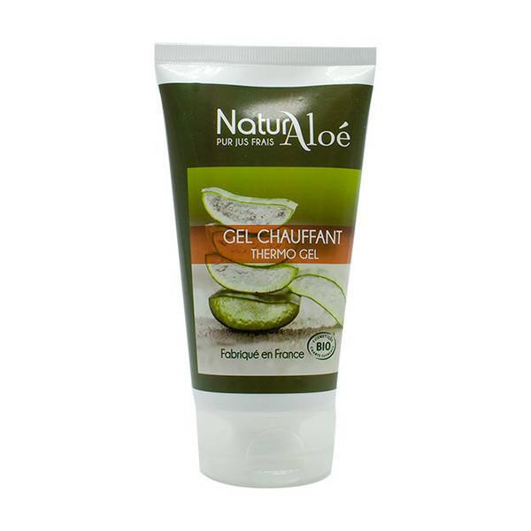 NaturAloe - Gel chauffant (thermo gel) 150ml