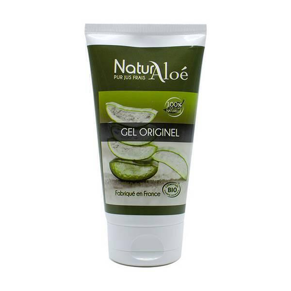 NaturAloe - Gel originel à l'Aloe Vera - tube de 150mL