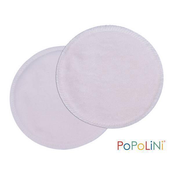 Popolini - 3 paires de coussinets d'allaitement lavables