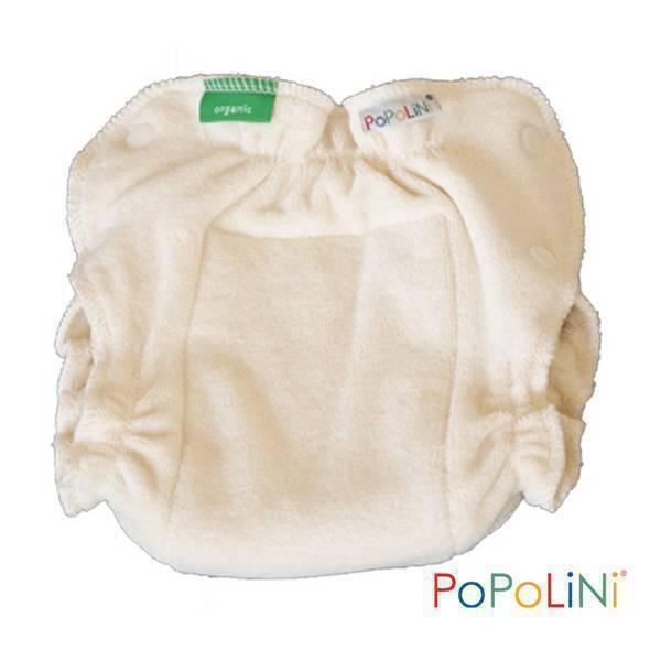 Popolini - Couche TwoSize Organic - Taille L
