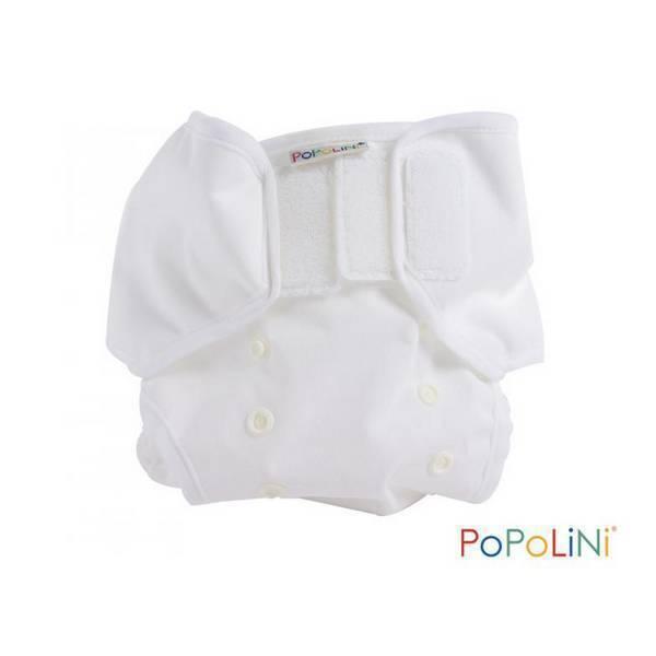 Popolini - EasyWrap - Culotte de protection - Blanc