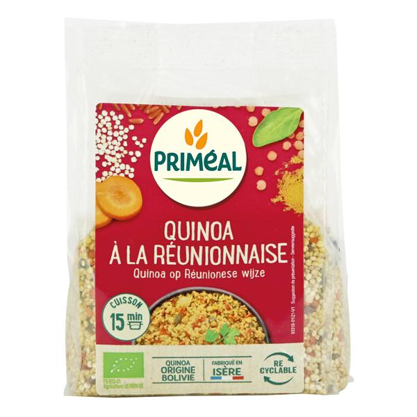 Priméal - Quinoa à la réunionnaise 250g