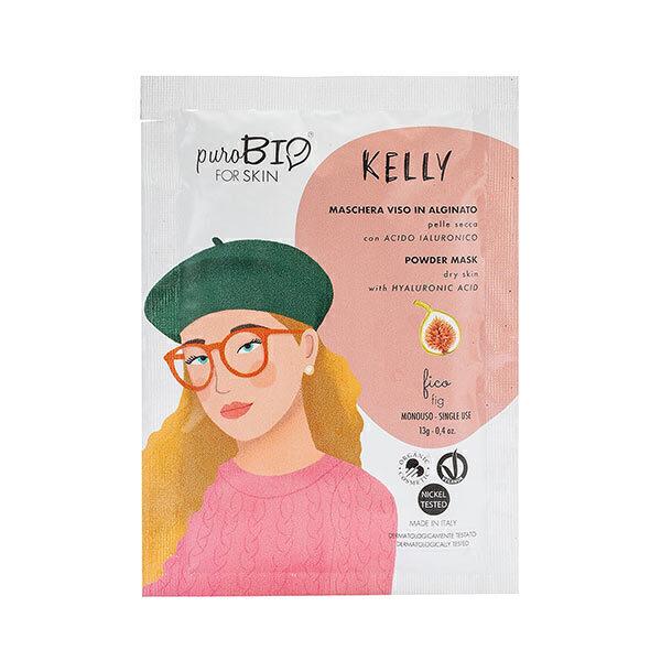PuroBIO Cosmetics - Masque poudre peaux sèches Figue 13g