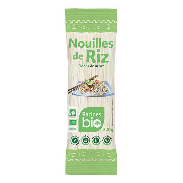 Racine Bio - Nouilles de riz 220g
