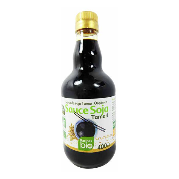 Racine Bio - Sauce soja Tamari 400ml