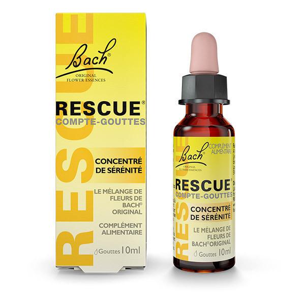 RESCUE® - Rescue compte-gouttes x 10 mL