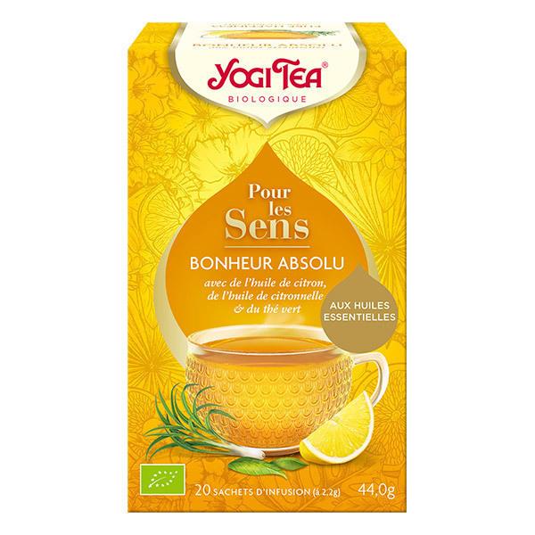 Yogi Tea - Infusion Bonheur Absolu 20 sachets