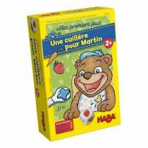 Haba - Mes premiers jeux: Une cuillere pour Martin - Des 2 ans
