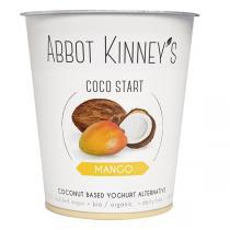 Abbot Kinney's - Dessert végétal Coco start Mangue 400ml