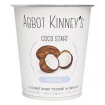 Abbot Kinney's - Dessert végétal Coco nature 400ml