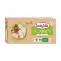 Babybio - Petits biscuits à la noisette 160g - Dès 12 mois