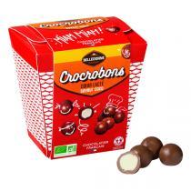 Belledonne - Crocrobons coeur lacté saveur coco 160g