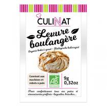 Culinat - Levure boulangère Bio 3X9g