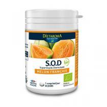 Dietaroma - Super Oxyde Dismutase de melon Français 60 comprimés