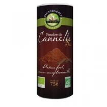 Ecoidées - Cannelle en poudre intense 75g