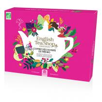 English Tea Shop - Coffret Découverte thés & infusions 6 mélanges 48 sachets