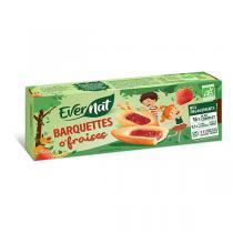 Evernat - Barquettes o'fraises 120g