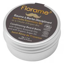 Florame - Baume à barbe Disciplinant 50g