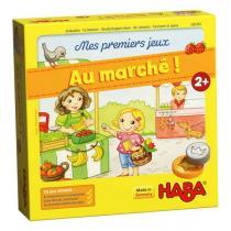 Haba - Mes premiers jeux: Au marché ! - Dès 2 ans