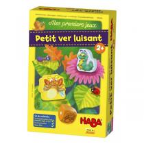 Haba - Mes premiers jeux: Petit ver luisant - Dès 2 ans