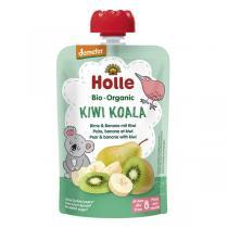 Holle - Gourde Kiwi Koala poire banane kiwi 100g