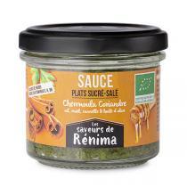 Les Saveurs de Rénima - Chermoula pour plats sucrés salés 90g