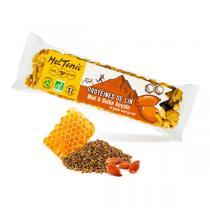Meltonic - Barre céréales Miel Gelée Royale & Protéines de lin 30g