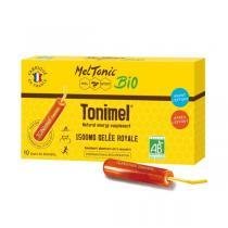 Meltonic - Complément alimentaire Tonimel 10 ampoules