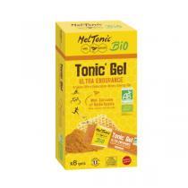 Meltonic - Pack gels énergétiques Tonic' Gel Ultra Endurance 8 x 20g