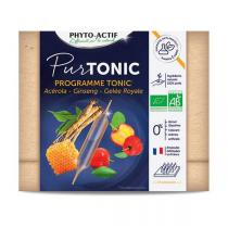 Phyto-Actif - Pur tonic - 14 ampoules