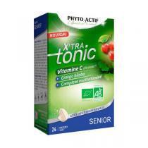 Phyto-Actif - X'tra tonic sénior - 24 comprimés