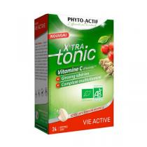 Phyto-Actif - X'tra tonic vie active - 24 comprimés