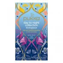 Pukka - Assortiment 5 infusions Day to Night collection 20 sachets