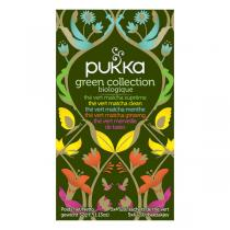 Pukka - Assortiment 5 infusions Green collection 20 sachets