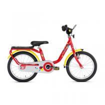 """Puky - Vélo Z6 16"""" rouge - Dès 4 ans"""
