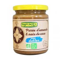Rapunzel - Purée d'amande & noix de coco 250g