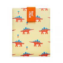 Roll'eat - Emballage sandwich Boc'n'Roll Animals Dinosaure