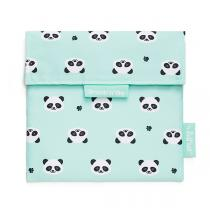 Roll'eat - Sac à goûter Snack'n'Go Animals Panda