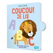 SASSI Junior - Livre Coucou ! Je lis - Dès 1 an